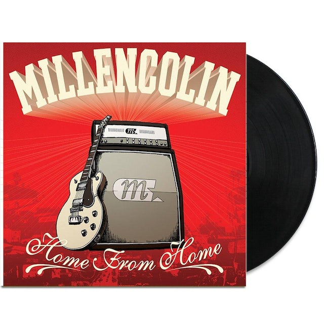 Millencolin Home From Home LP (Black) (Vinyl)