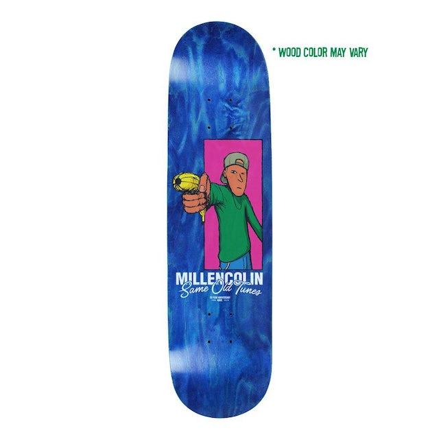 Millencolin Same Old Tunes Skatedeck