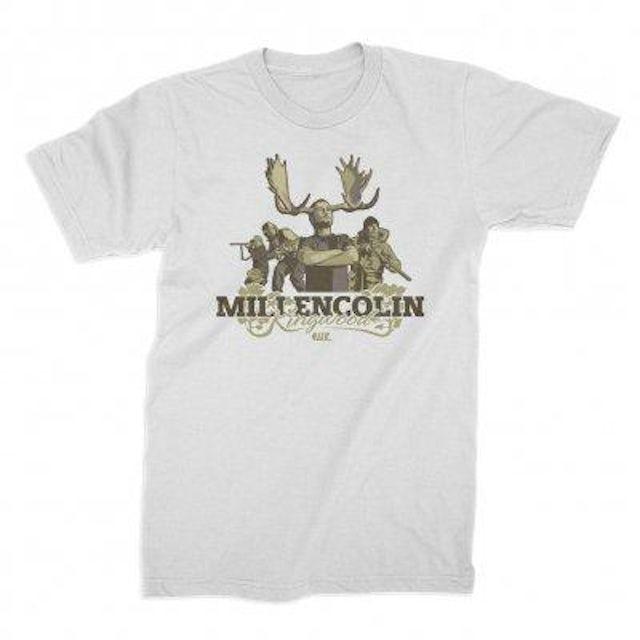 Millencolin Kingwood Tee (White)