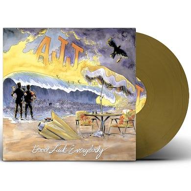 AJJ Good Luck Everybody LP (Gold) (Vinyl)