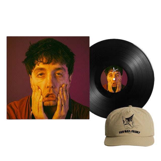 Jeremy Neale We Were Trying to Make It Out LP + Dad Hat