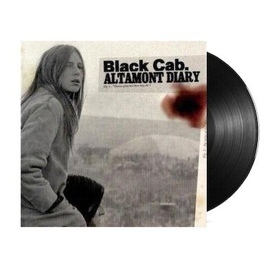 Black Cab Altamont Diary LP (Black) (Vinyl)