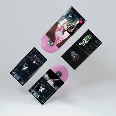 Grimes Miss Anthropocene LP (Translucent Pink) (Vinyl)