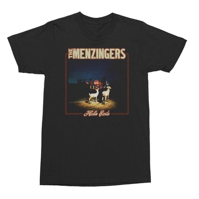 The Menzingers Hello Exile Cover Tee (Black)