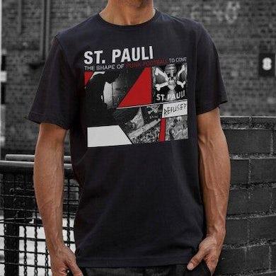 FC St Pauli x Refused Collab Tee (Black)