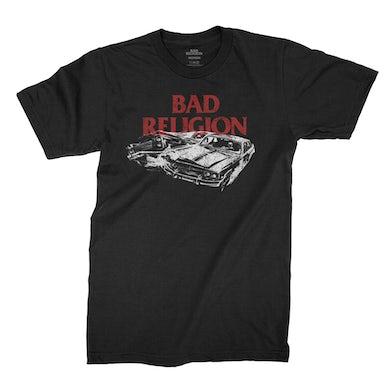 Bad Religion Crash T-shirt (Black)