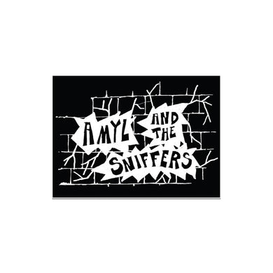 Amyl and The Sniffers Bricks Patch