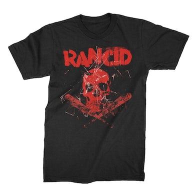 Rancid Bats T-shirt (Black)