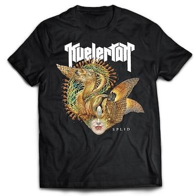 Kvelertak Splid Album T-Shirt (Black)