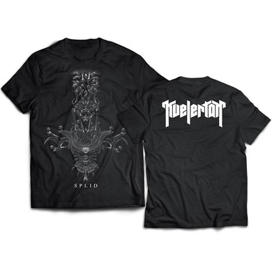 Kvelertak Cross T-Shirt (Black)