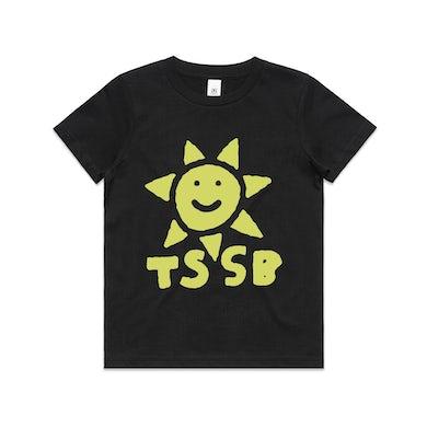 The Smith Street Band Sun Kids Tee (Black)
