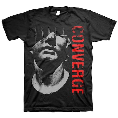 Converge The Nails T-shirt (Black)