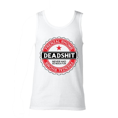 Frenzal Rhomb Deadshit Tank (White)