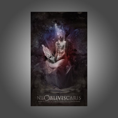 NE OBLIVISCARIS Plague Flowers Flag