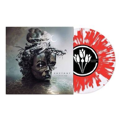 Saviour A Lunar Rose LP (Clear with Red splatter 180g) (Vinyl)