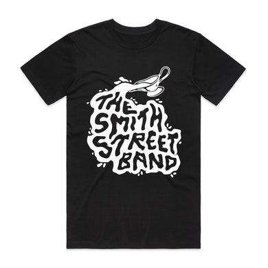The Smith Street Band Gravy Boat T-shirt (Black)