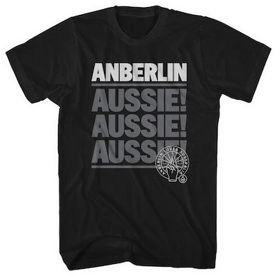Anberlin Bushfire Relief Tee (Black) - Limited Edition