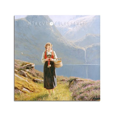 Myrkur Folksange CD