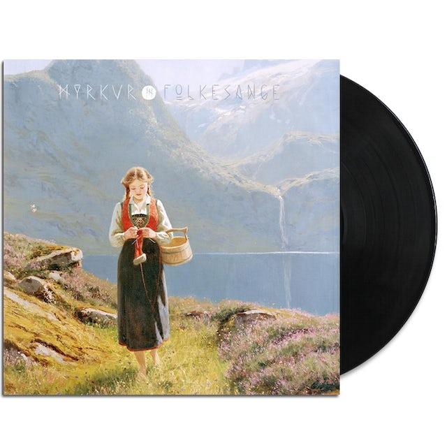 Myrkur Folksange LP (Black) (Vinyl)