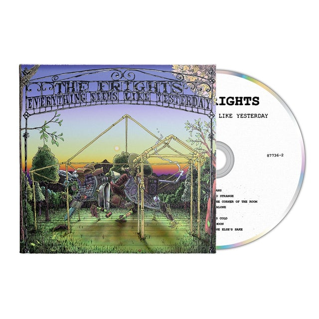 The Frights Everything Seems Like Yesterday CD