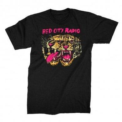 Red City Radio Sky Tigers Tee