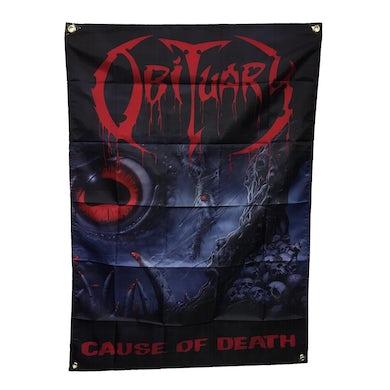 Obituary Cause Of Death Flag