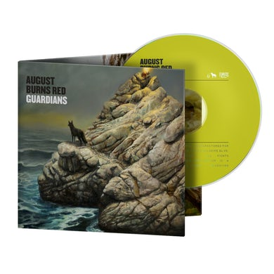 August Burns Red Guardians CD