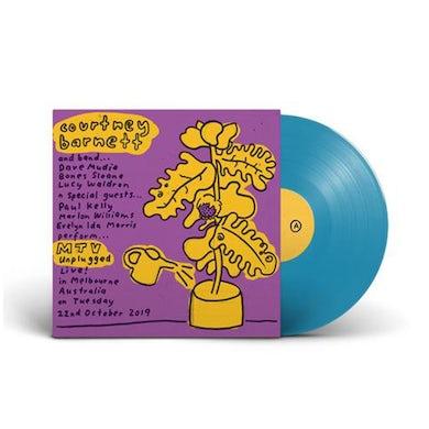 Courtney Barnett MTV Unplugged (Live In Melbourne) LP (Aqua Blue) (Vinyl)