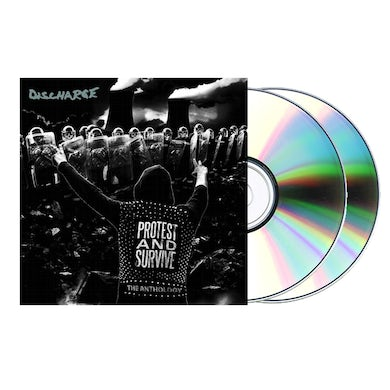 Protest And Survive : The Anthology 2CD