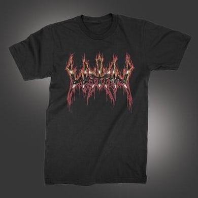 Watain Fire Logo T-shirt (Black)