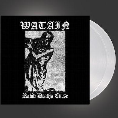 Watain Rabid Death's Curse 2LP (Clear) (Vinyl)