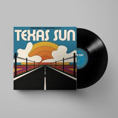 Khruangbin Texas Sun LP (Black) (Vinyl)