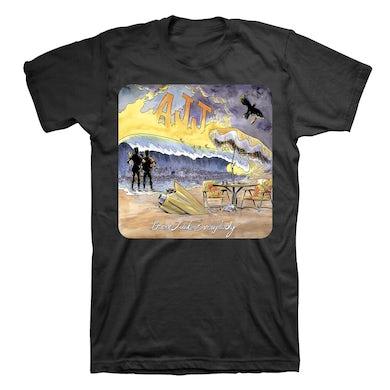 AJJ Good Luck Everybody T-shirt (Black)