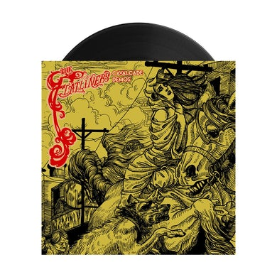 "The Flatliners Cavalcade Demos 7"" (Black) (Vinyl)"