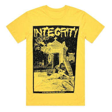 Integrity In My Name They Cast Out Devils Tee