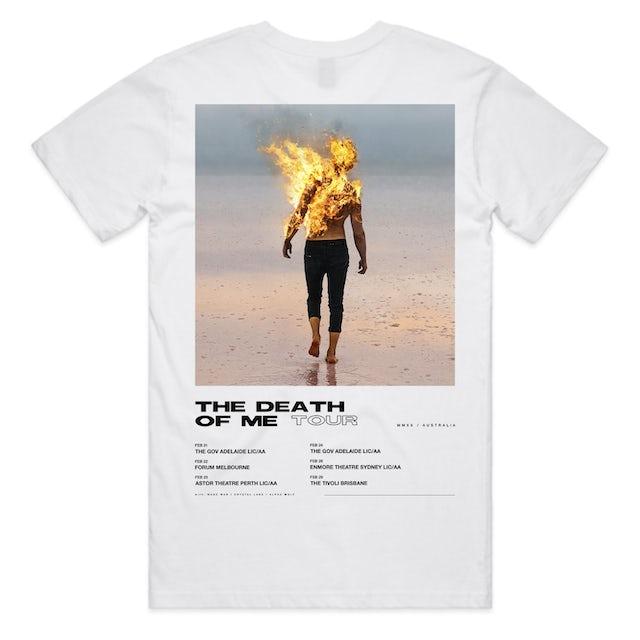 Polaris The Death Of Me Tour Tee (White)