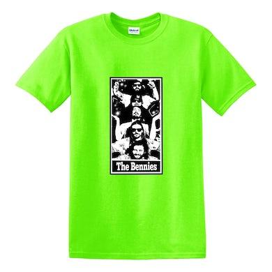 The Bennies Bennies Totem Tee (Lime Green)
