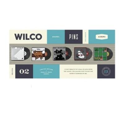 Wilco Album Lapel Pin Set - Volume 2