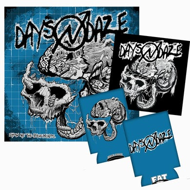 Days N Daze Show Me The Blueprints LP (Black) Bundle (Vinyl)
