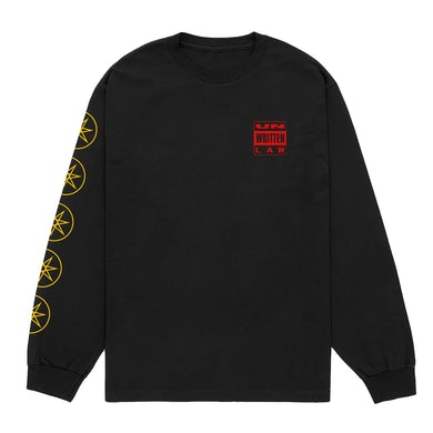 Unwritten Law Box Logo Longsleeve (Black)