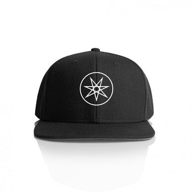 Unwritten Law Logo Snapback Hat