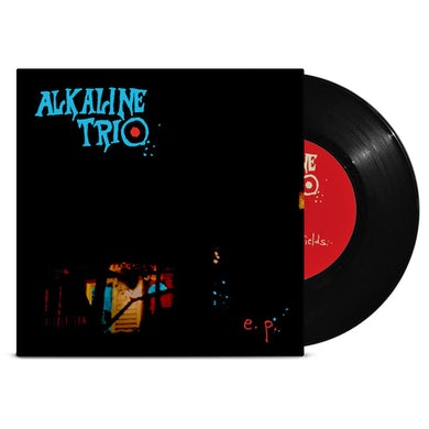 "Alkaline Trio EP 7"" (Black) (Vinyl)"