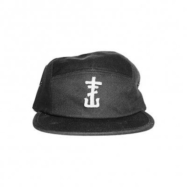 Frank Iero Cross 5 Panel Hat