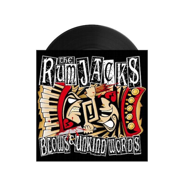 "The Rumjacks Blows & Unkind Words 7"""