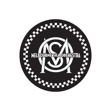 Melbourne Ska Orchestra Logo Embroidered Patch