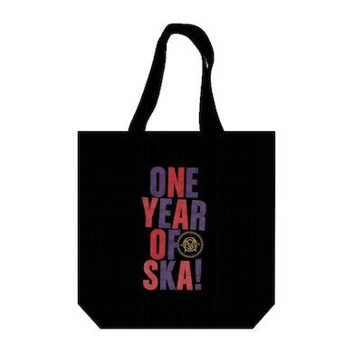 Melbourne Ska Orchestra One Year of Ska Tote (Black)