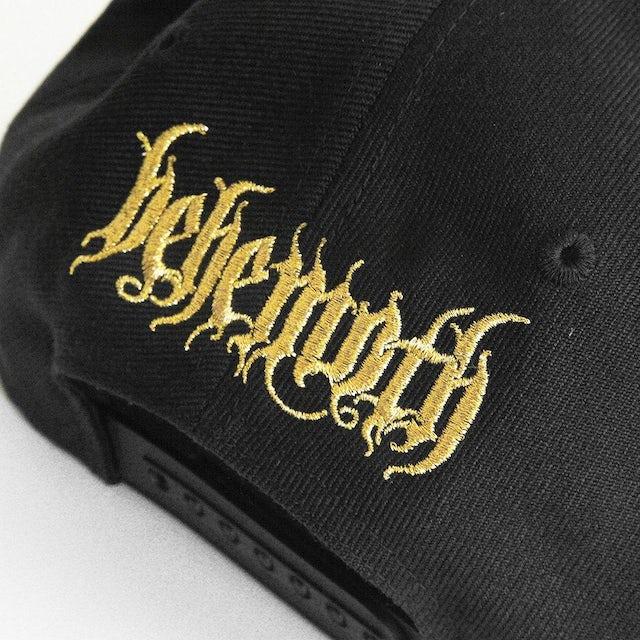 Behemoth Sigil Snap Back Hat