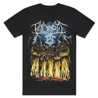 Psycroptic Inner Circle T-Shirt (Black)