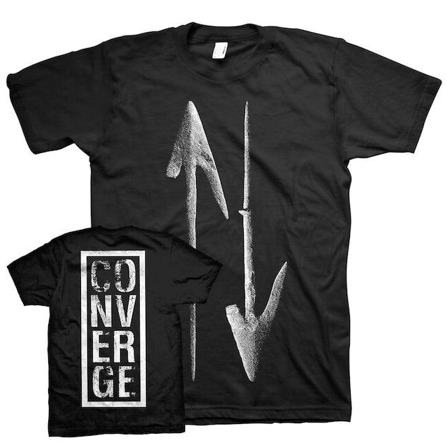 Converge Endless Arrow Tshirt (Black)