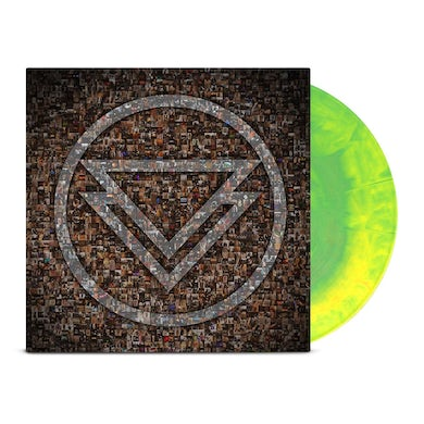 The Ghost Inside LP (Green & Yellow) (Vinyl)